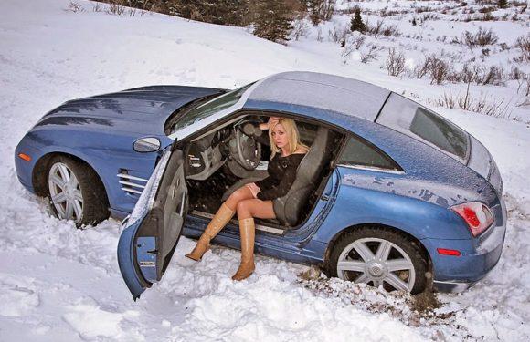 Безопасное вождение автомобиля зимой