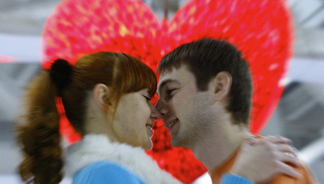 Как праздновать День Святого Валентина семейной паре?