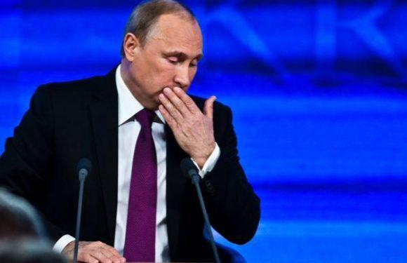 Почему Путин постоянно «подкашливает»? Причины довольно серьезные…