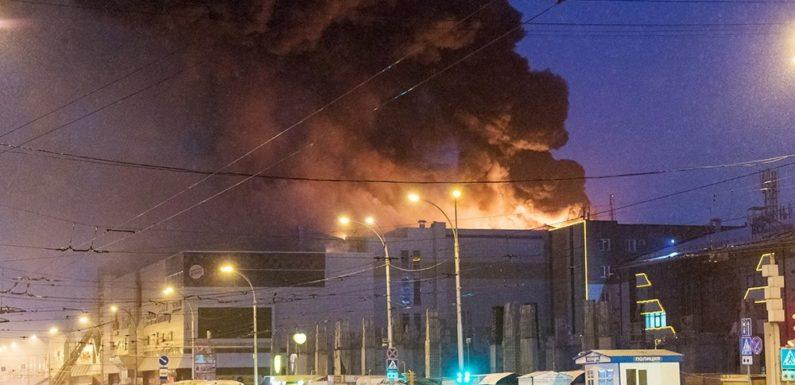 За пожарной безопасностью теперь будут следить «онлайн». Правительство разработало новые требования к пожарной безопасности