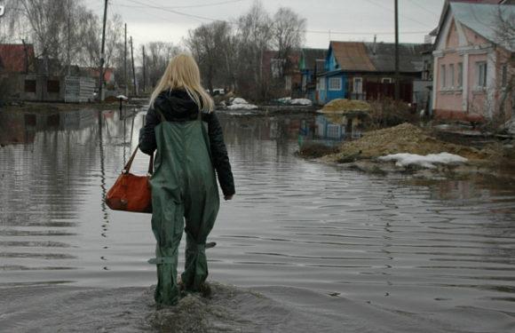 Сразу после Пасхи в Центральной России начнется «всемирный потоп». 9 апреля азиатский антициклон принесет аномальное тепло