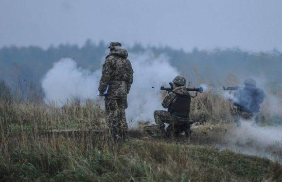 Россия-Украина сегодня. Донбасс война