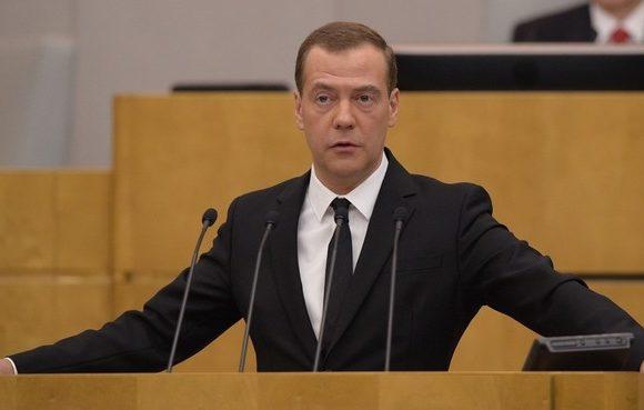 Медведев в Госдуме заявил о повышении пенсионного возраста
