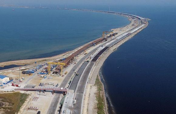 Дата откртия Крымского моста зависит от графика Путина. «Ночные волки» проедут первые 15-16 мая