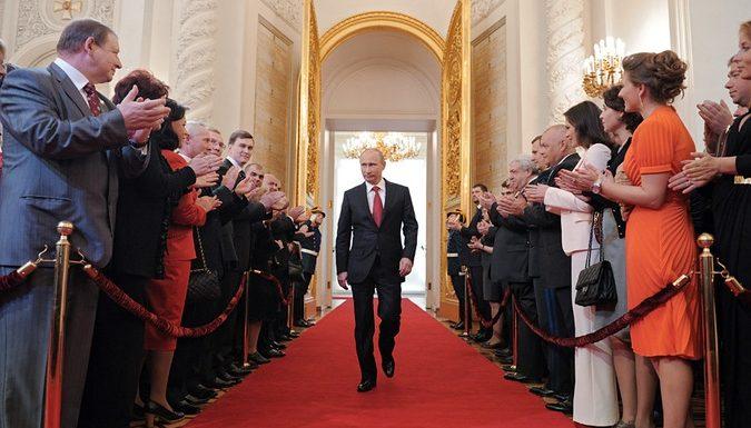 Чем ознаменовались первые дни очередного президентства Путина
