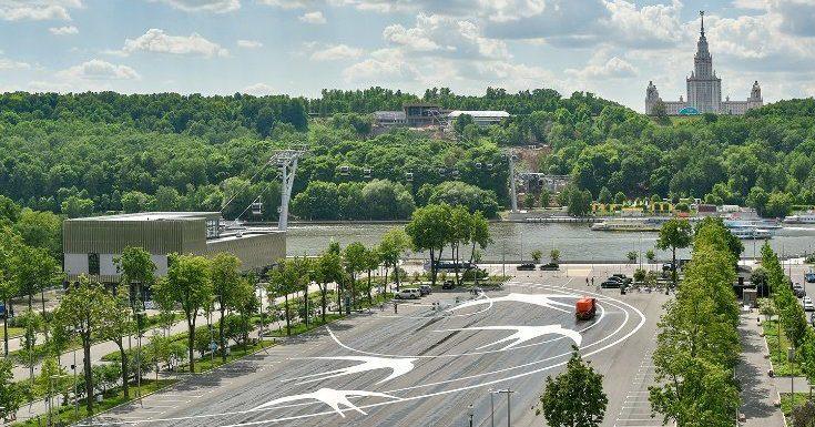 Как изменится схема движения транспорта в Москве и что перекроют в период ЧМ-2018