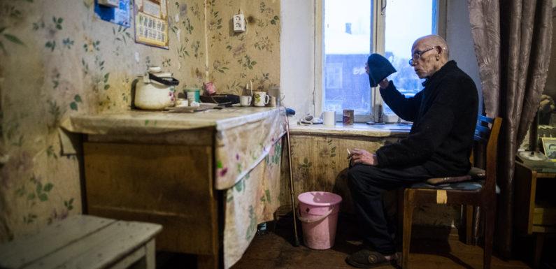 Социальную пенсию планируется выплачивать с 70 лет