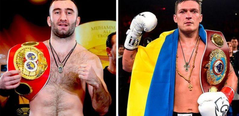 21 июля Усик-Гассиев бой: прогноз, ставки, кто выиграет, коэффициенты на бой