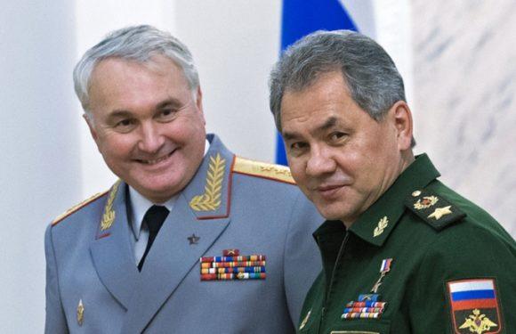 Генерал Картаполов стал замполитом Шойгу
