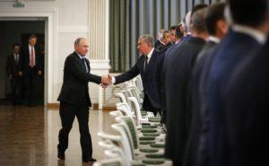 Список самых влиятельных 100 россиян. Кремль удивился…
