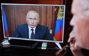 Говорят, что обращение Путина по вопросу пенсий снизило число недовольных изменениями