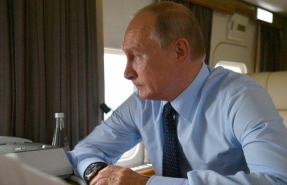 Путин и Медведев в Омске. Смягчение пенсионной реформы