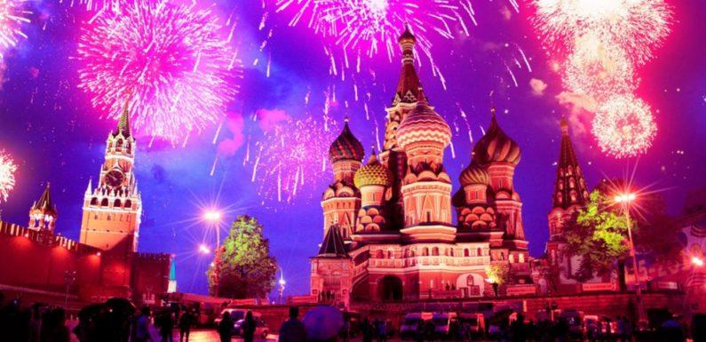 Во сколько и где в Москве сегодня 8-го концерт, салют и фейерверк. Откуда лучше смотреть