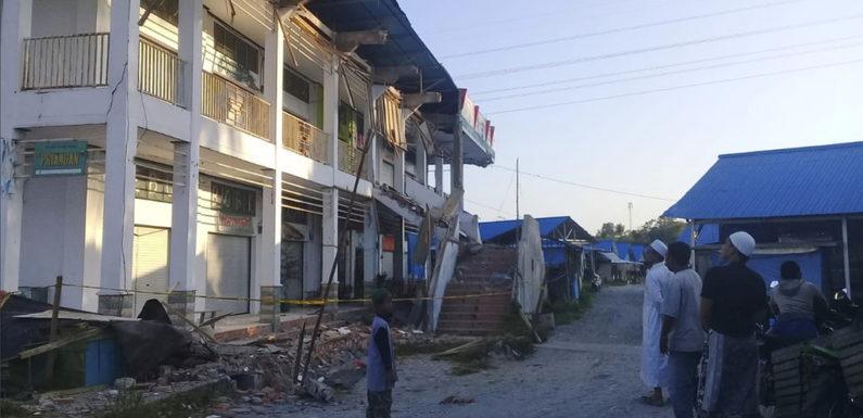 Цунами в Индонезии. Что происходит сейчас и видео