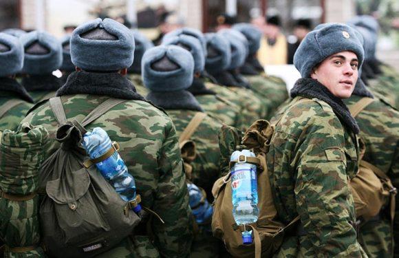Указ президента Путина об осеннем призыве на военную службу и увольнении в запас 2018
