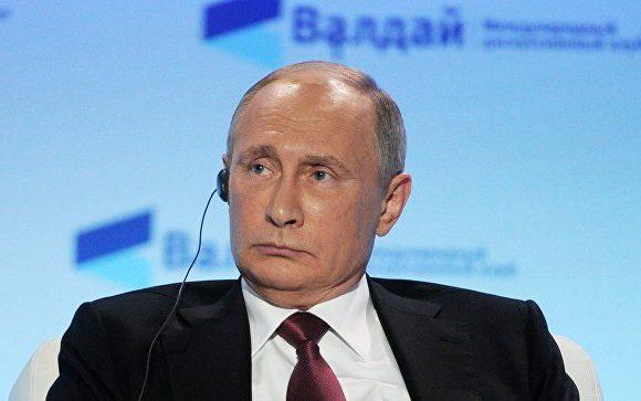 Что говорил Путин на валдайском форуме. Вопрос: «Как вы расслабляетесь?» Ответ: «Я не напрягаюсь»