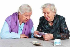 Сколько сейчас средняя и минимальная пенсия по регионам России