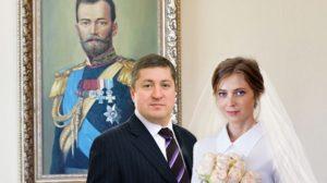 Тайный муж Натальи Поклонской. Смотреть видео