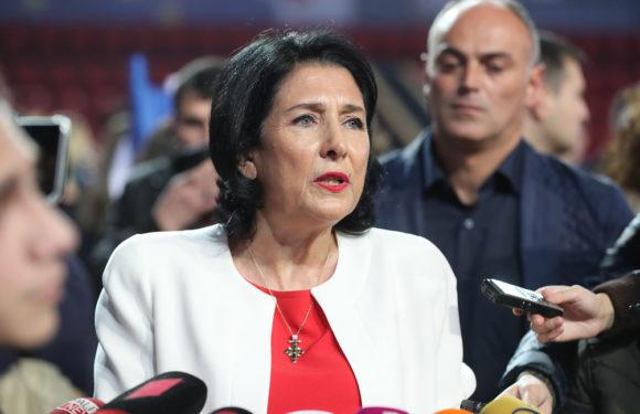 Кто победил на президентских выборах в Грузии. Биография Саломе Зурабишвили