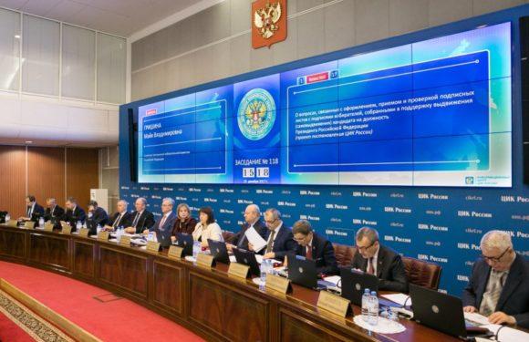 Пенсионный референдум. ЦИК получил документы инициативной группы