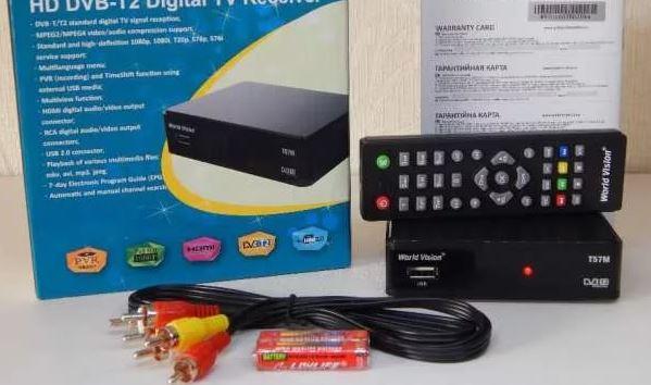 Как перейти с аналогового на цифровое телевидение. Что покупать?