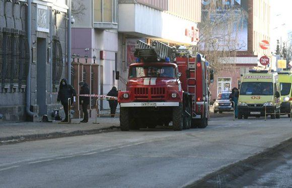 Что произошло в Архангельске у здания ФСБ. Последние новости, видео