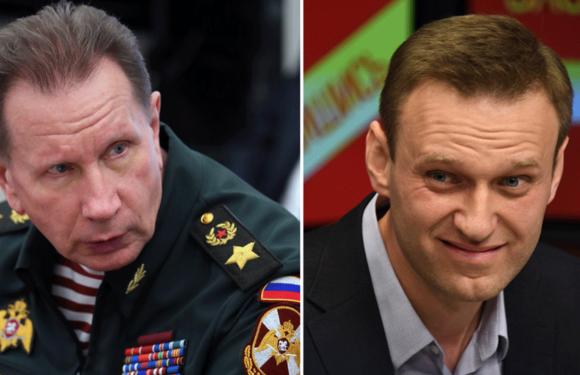 Ответ Золотова Навальному. А Песков рядом внимательно прислушивается!