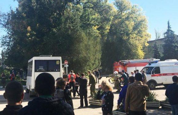 Что нового о взрыве в Керчи и массовом убийстве в колледже. Видео с места теракта