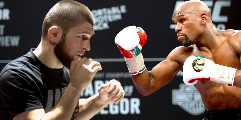 Мэйуэзер принял вызов Нурмагомедова по правилам бокса