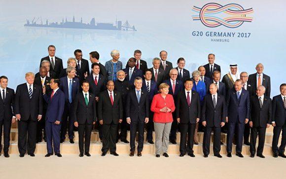 Кто входит в G20 «большую двадцатку»? Страны-участницы, история создания