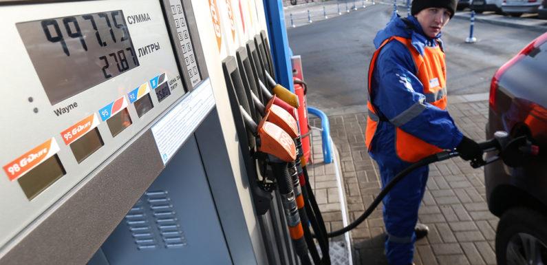 Почему растут цены на бензин несмотря на заморозку стоимости топлива