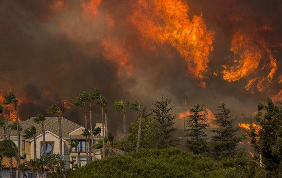 Пожар Калифорния сегодня 18 ноября 2018. Последние новости