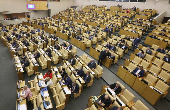 Госдума приняла законопроект о повышении МРОТ с 1 января 2019 года