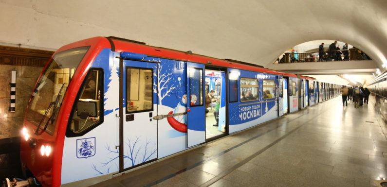 Как будет работать общественный транспорт на Новый год в Москве. Во сколько закрывается метро?