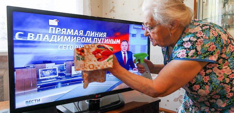 Власть стремится, чтобы телевизор смотрели как можно больше граждан