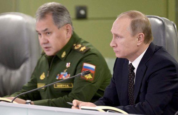 Шойгу доложил Путину об индексации денежного довольствия военнослужащих и военных пенсий
