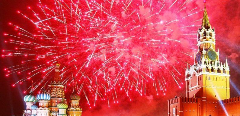 Новый год 2019 в Москве. Откуда смотреть салют лучше всего