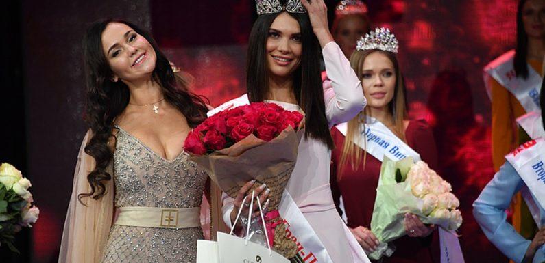 Фото и биография Алеси Семеренко «Мисс Москва-2018»