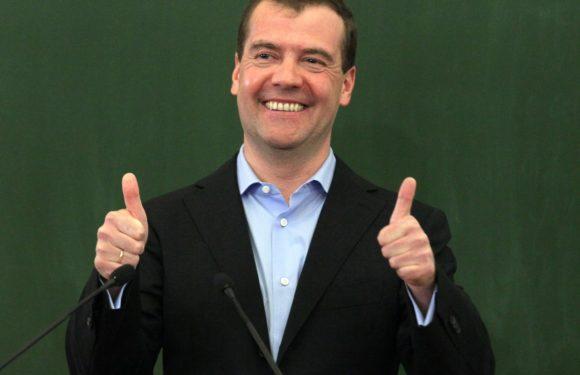 Интервью Медведева НТВ об оптимизме и хорошей жизни через… 6 лет!