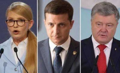 Кто будет президентом Украины и кто выиграет выборы во втором туре