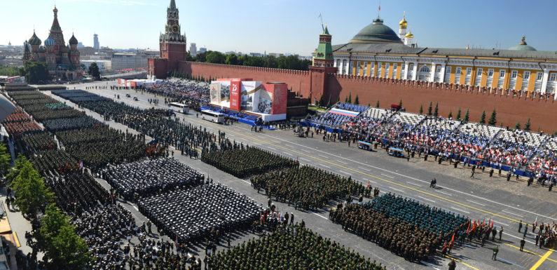 Так сколько же стоил парад Победы 2020 в рублях?